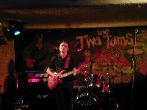 live at the Twa Tams - Perth.
